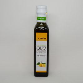 Olio d'Oliva al bergamotto 250 mL