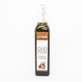 Olio d'Oliva e funghi porcini 250 mL