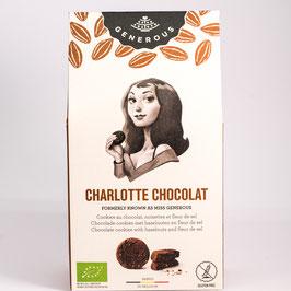 Charlotte Chocolat bio & glutenfrei  120gr