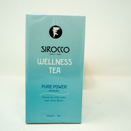 Sirocco Bio Tee Pure Power Morning