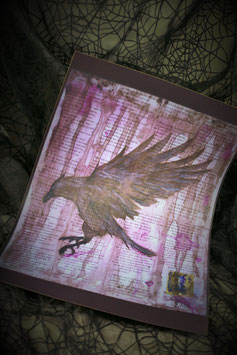 A3 Print Nevermore