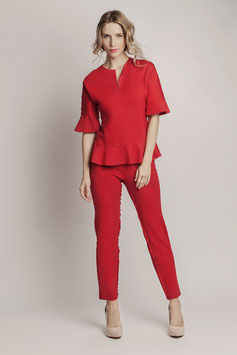 HOSE JERSEY RED
