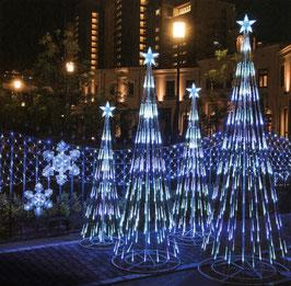 LEDタワーツリー