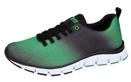 BORAS  - Fashion Sports Sneaker Sprayed black/grey