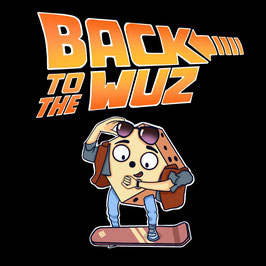 Back to the WuZ T-Shirt