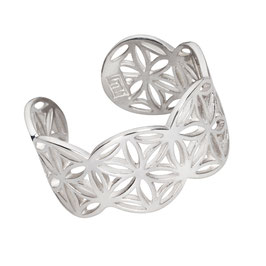 "Ring ""Blume des Lebens, offen"""