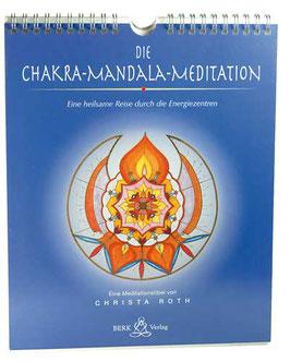 """Mandala-Fibel """"Chakra"""""""