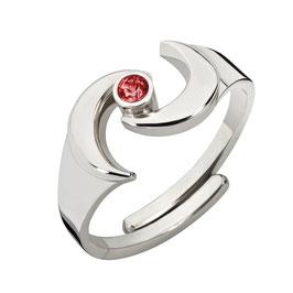 "Ring ""Gaia, rot"""