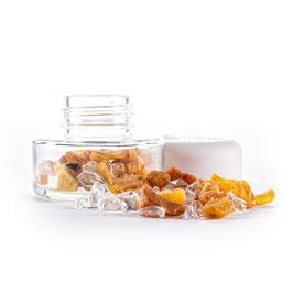 "Vita Juwel: Crystal Jar ""Amber"" für Inu!"