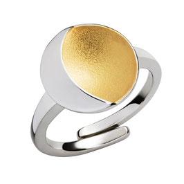 """Ring """"Sonne und Mond"""""""