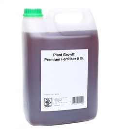 Plant Growth Premium Fertiliser 5l (Eisenvolldünger)