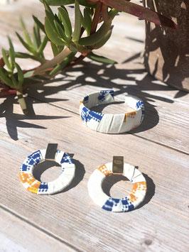 Coffret Fête des Mères - Créolia Boucles d'oreilles et bracelet ajustable