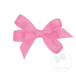 Wee Ones Ribbon Clip Pink