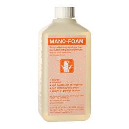 Desinfizierende Schaumseife MANO-FOAM für Wandspender 500 ml