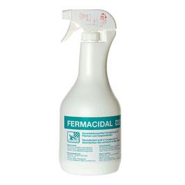 Desinfektion Flächen FERMACIDAL D2 Sprühflasche 1 l
