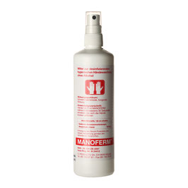Desinfektion Hände MANOFERM® Pumpspray 250 ml
