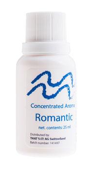 miniTiSSUE Zubehör - Duft-Konzentrat Aroma Romantic