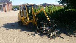 Paver laying machine PROBST ROBOTEC