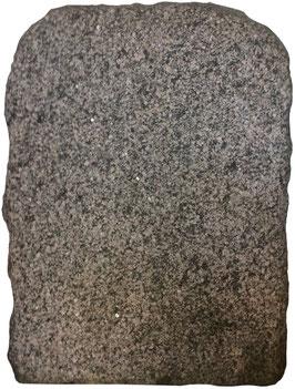 Grabmal aus Odenwaldgranit