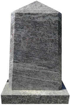 Schriftstein in Obeliskform