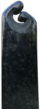 Stele aus Diabas