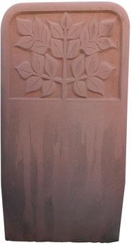 Sandstein Grabmal mit Lebensbaum