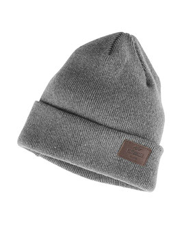 Rib Beanie 100% Virgin Lambswool Light Grey | Klitmøller | 45.-