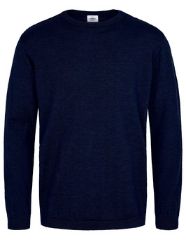 Basic Merino 100% Navy | 109.-