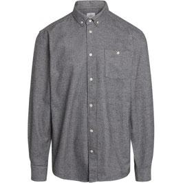 Benjamin Lumber Shirt Organic Cotton Light Grey | Klitmöller Collective | 109.-€