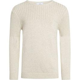 Søren Knit Sweater 100% Virgin Lambswool Cream | Klitmøller Collective | 139.-€