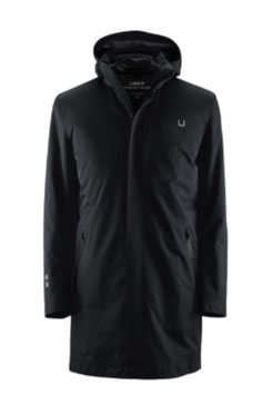 Black Storm ™ Coat II  Black | UBR | 700.-