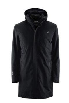 Black Storm ™ Coat II  Black | UBR | 700.-€