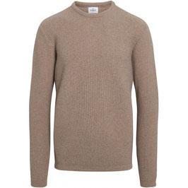 Frede Sweater 100% Virgin Lambswool Sand   Klitmøller Collective   139.-€