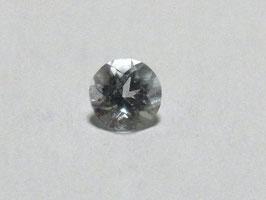 天然石:アクアマリン 2.6mm ラウンド・カット