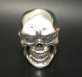 GSKR-009cz : Standard Skull Ring Medium (cz)