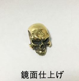 BSSスカル コンチョ ・ブラス(真鍮)(鏡面仕上げ)