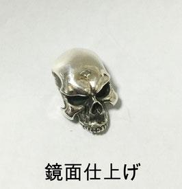 BSSスカル コンチョ ・シルバー925(鏡面仕上げ)