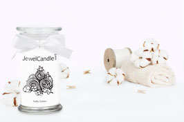 Jewel Candle Fluffy Cotton