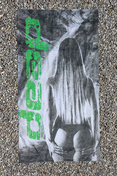 deap Beach Towel