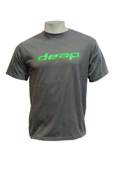 deap T-shirt dark grey