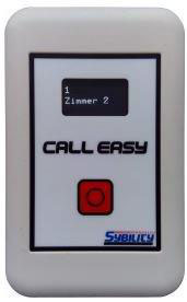 Pager CALL EASY- portabler Handempfänger