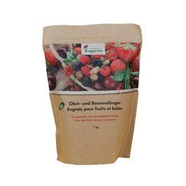 Obst- und Beerendünger fest