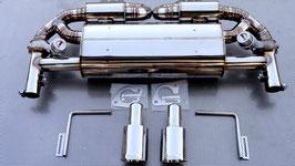 For FAIRLADY Z34&CKV36 SKYLINEcoupe           Valvetronic Exhaust System     【TYPE-Ⅱ ver.V】