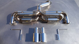For  CKV36 Center and Rear muffler KIT 【TYPE-Ⅲ】