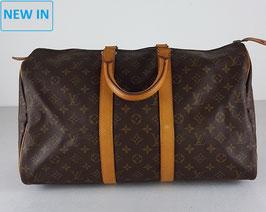 10188 Louis Vuitton Keepall 45 mit Schloss