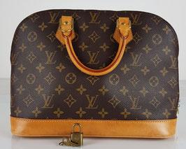 Louis Vuitton Alma mit Staubbeutel und Schloss