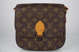 Louis Vuitton Saint Cloud MM Riemen gerissen