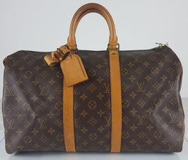 10145 Louis Vuitton Keepall 45 mit Schloss