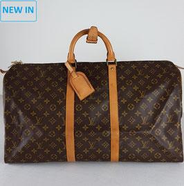 10179 Louis Vuitton Keepall 55 mit Schloss