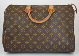 Louis Vuitton Speedy 35 mit Schloss